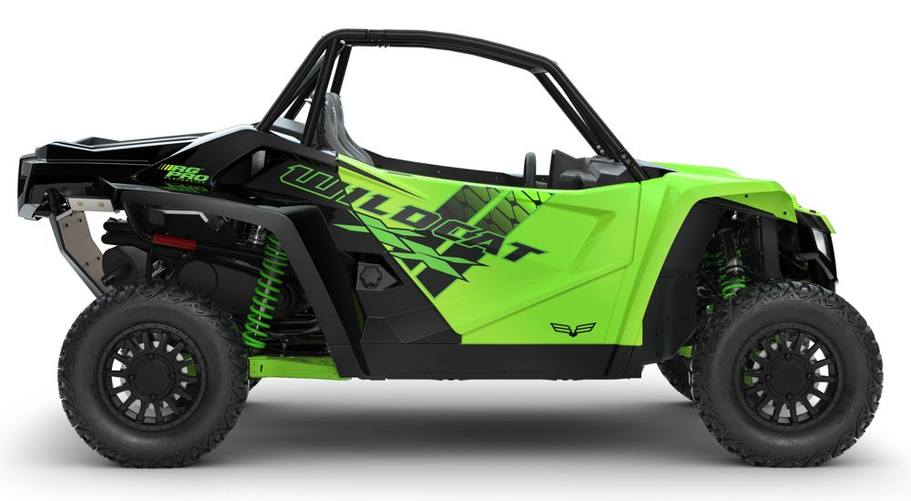 2018 Wildcat XX from Textron Off Road.