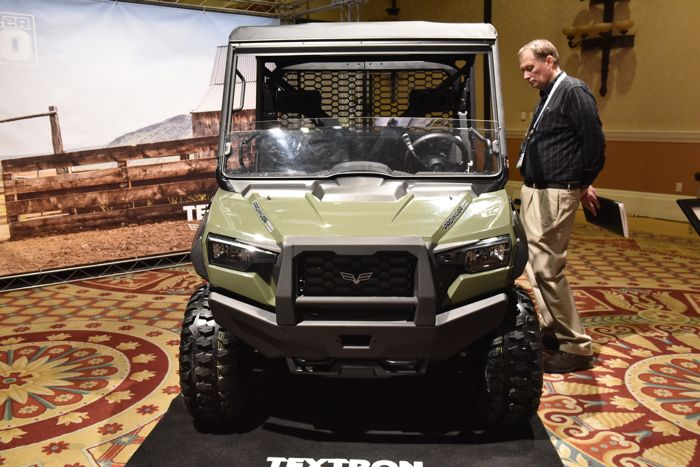 2018 Prowler PRO from Textron Off Road. Photo by ArcticInsider.com
