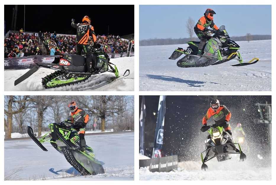 Team Arctic racers rewrote the history books for 2018.