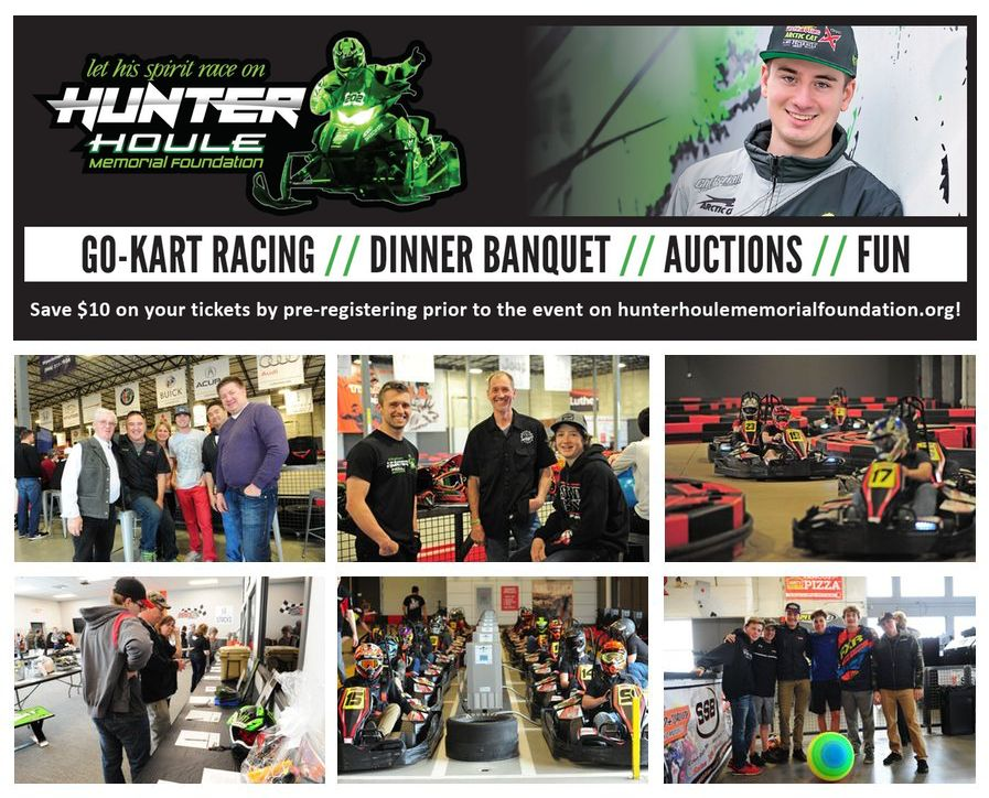 Hunter Houle Memorial Foundation Fundraiser