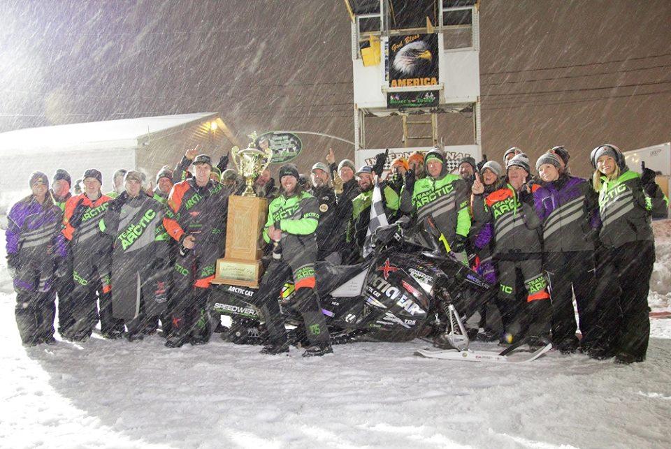Team Arctic wins Soo 500 Enduro