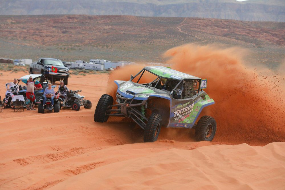 Ray Bulloch scores first side-by-side win with Wildcat XX by Textron Off Road.