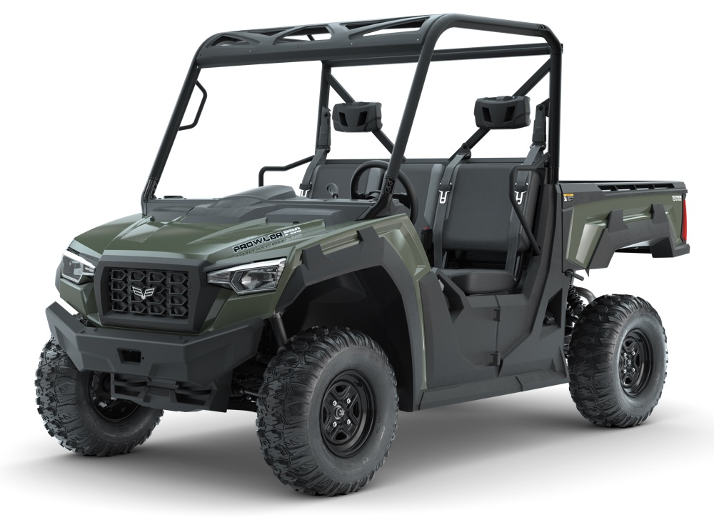 2019 Prowler Pro from Textron Off Road