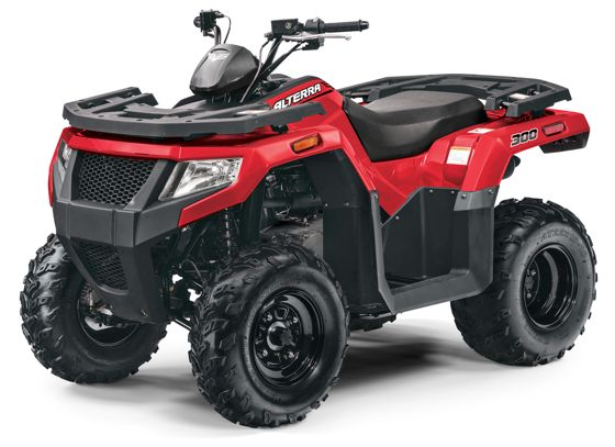 2019 Alterra 300 from Textron Off Road