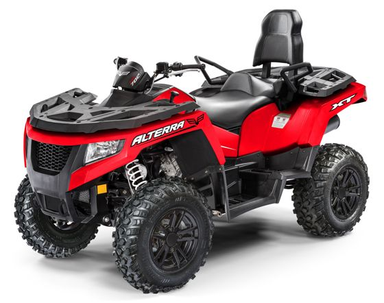 2019 Alterra TRV 700 from Textron Off Road