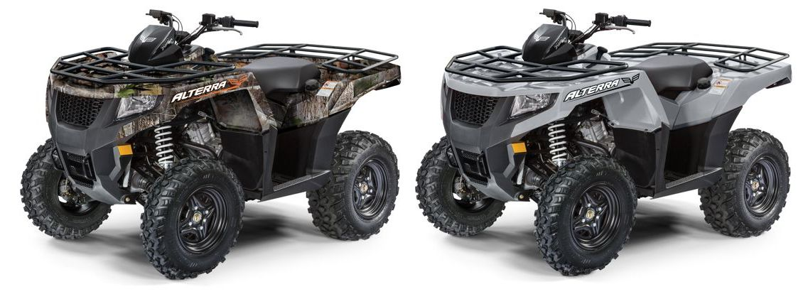2019 Alterra 700 models from Textron Off Road