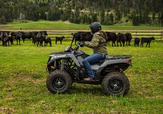 2019 Alterra 570 from Textron Off Road