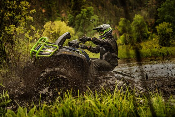 2019 Alterra MudPro 700 LTD from Textron Off Road