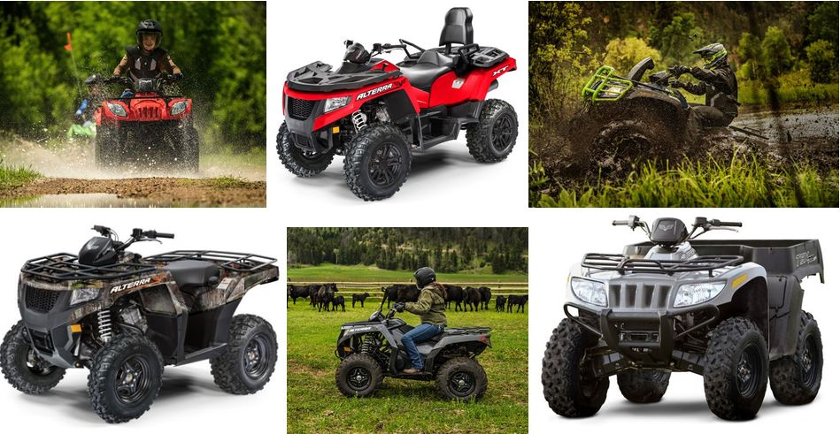 2019 ATVs from Textron Off Road