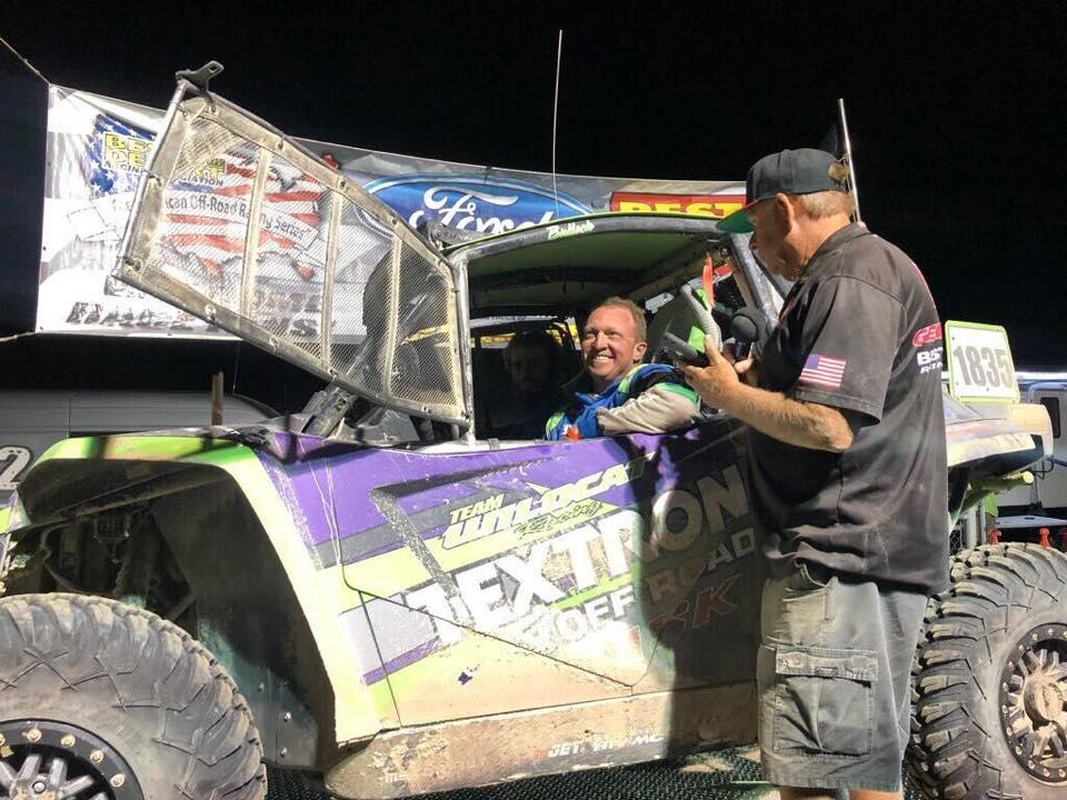 Bulloch and Wildcat XX win Vegas-to-Reno 2018