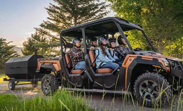 2019 Prowler Pro Crew from Textron Off Road
