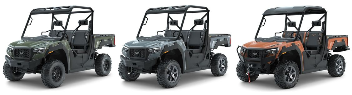 2019 Prowler Pro models from Textron Off Road