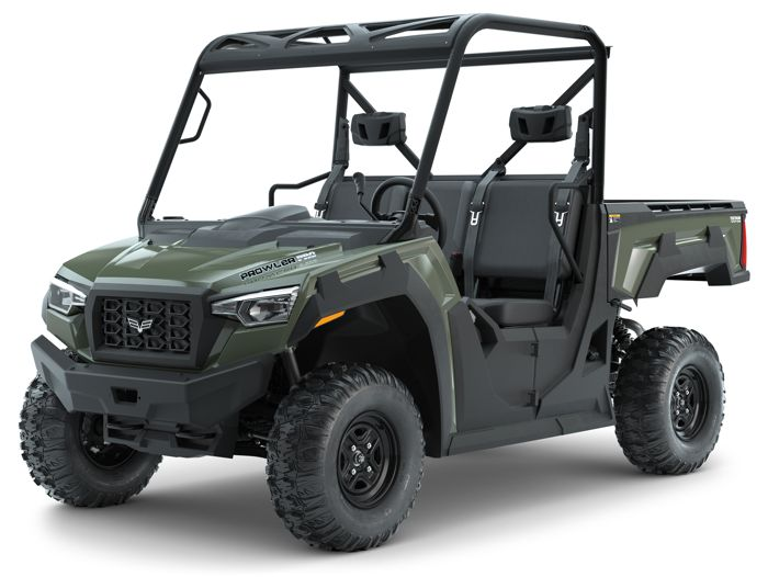 2019 Prowler Pro base edition