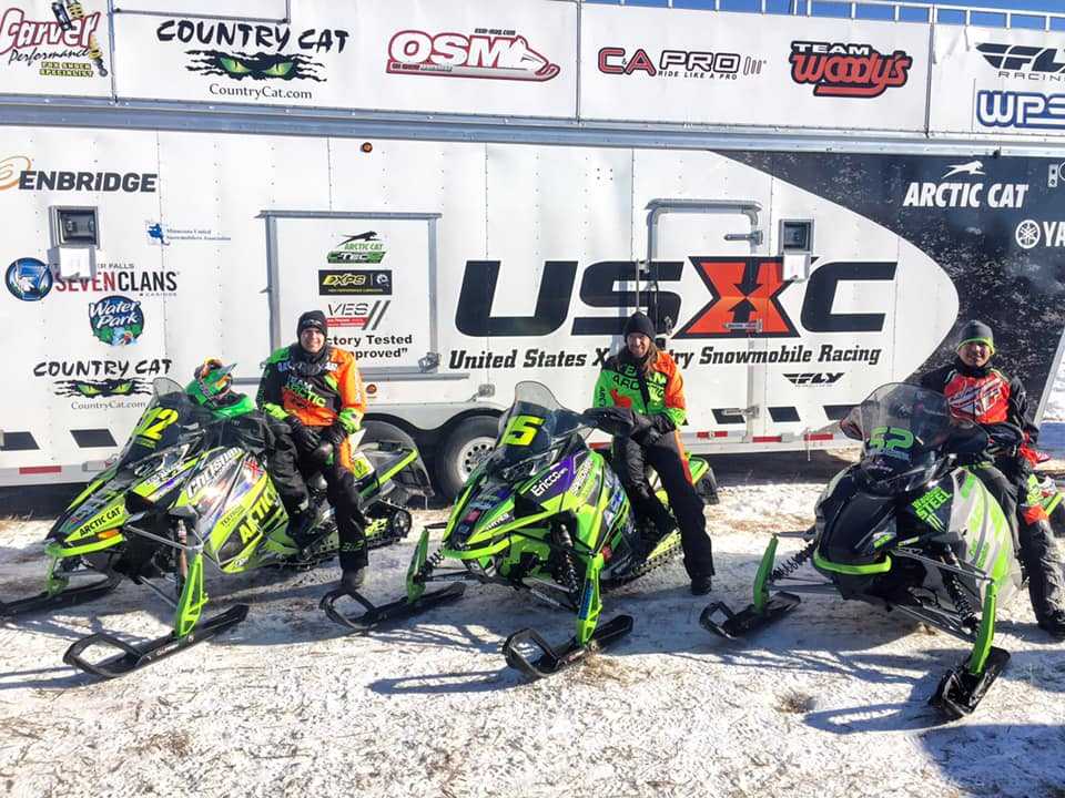 Team Arctic sweeps 2019 Heartland Pro class