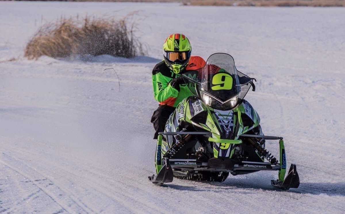 Arctic Cat's Alicia Martin