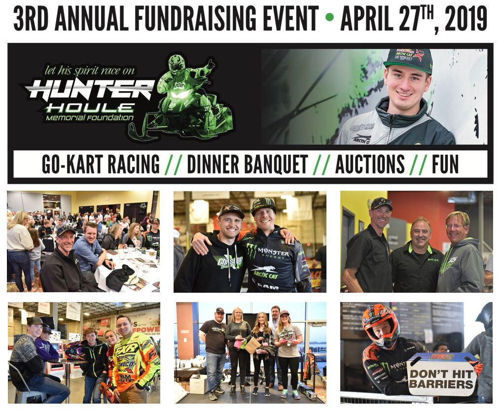 3rd Annual Hunter Houle Foundation Fundraiser