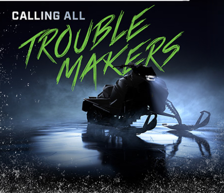 Calling All Trouble Makers