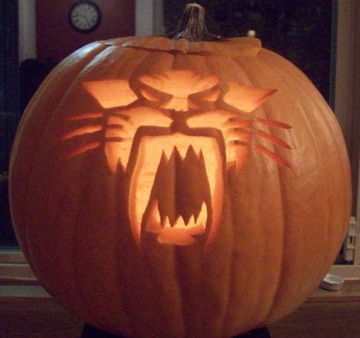 Eric Bergstrom's Pumpkin