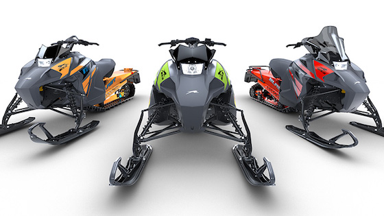 2021 Arctic Cat Snowmobiles Headlined by new BLAST