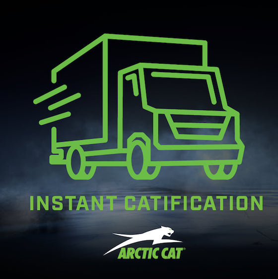 A chance to get your 2021 Arctic Cat yet this season!