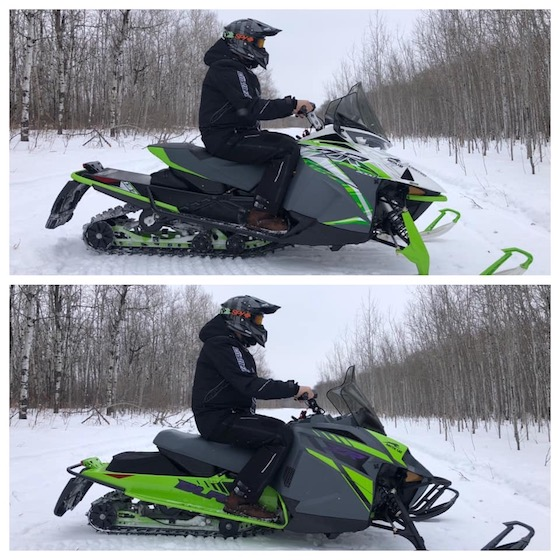 "Last winter I got to spend a fair amount of time riding all the Blast models. At 6'4"" and built like a Samsquanch, the Right-Sized Blast fits nicely."
