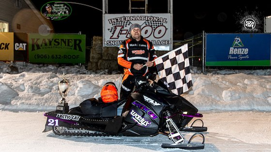 Three-Time and Defending SOO I500 Champ Troy Dewald