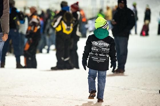 A future CBR rider?