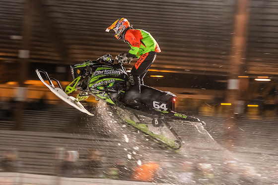 Pake showed strength, speed and confidence in Fridays Pro Lite final