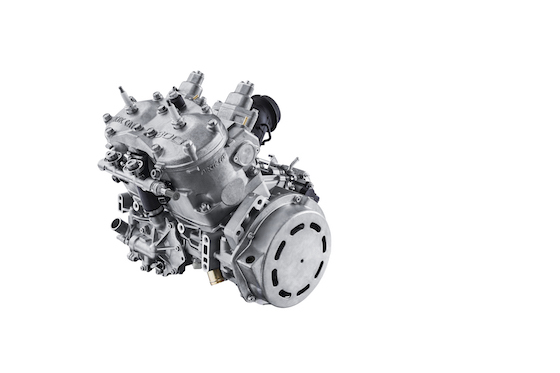 The next-gen 8000 Series 800 CTEC2 Engine with 165-class hp