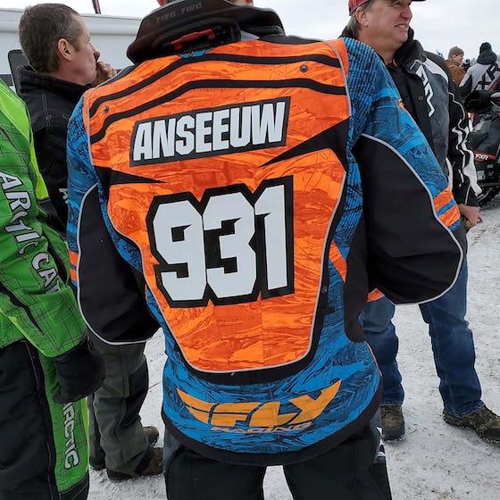 #931 Cale Anseeuw won Semi-Pro 600
