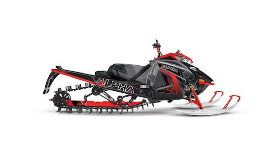 2021 M8000 Mountain Cat Alpha