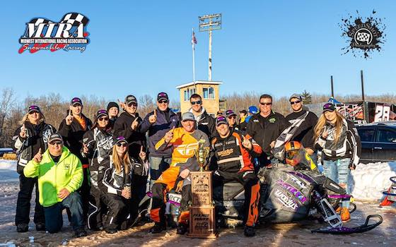 Cadarette Racing Photo: Speedshot Photography