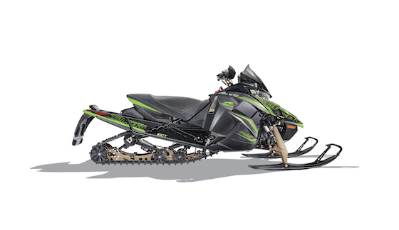 The 2020 ZR9000 Thundercat with ProCross chassis