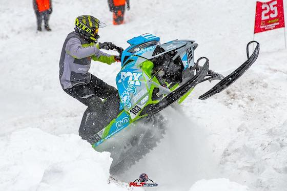 I believe Rob's tenure as a Team Arctic Racer spanned longer than most starting in the 90s. Photo: RLT Photography