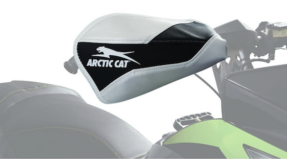 Rox builds all the Arctic Cat branded Flex-Tec hand guards. Visit your local dealer.