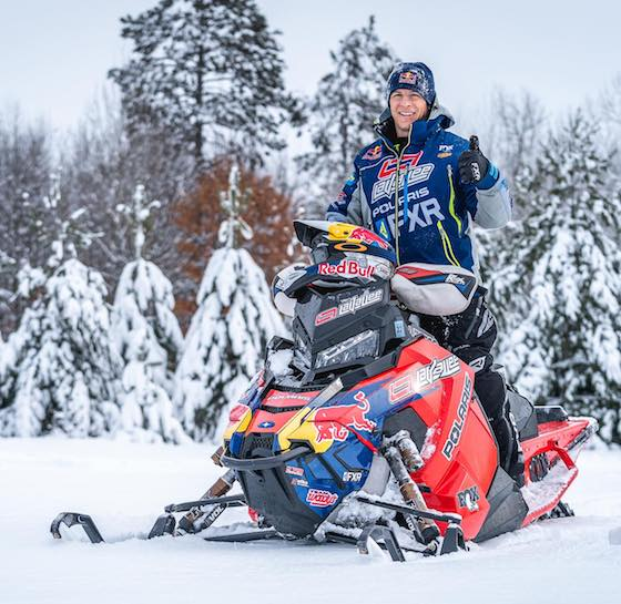 Levi Lavallee has long been a user of Rox handguards and has even developed his own signature line.