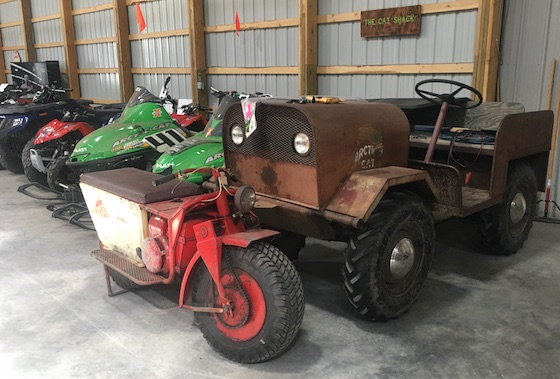 ArcticInsider's new ATV build?