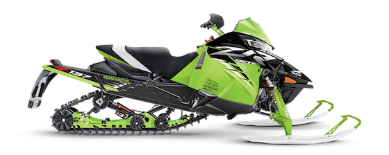 The 2021 ZR6000R XC purchased by consumers through the Snowmageddon Sales program won't be getting them. Instead, they'll be receiving a new XC version Team Arctic racers will compete on this season.