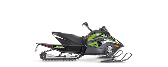 Arctic Cat Snowmobiles are back on the line!