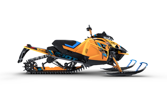 Riot X Woodys Orange