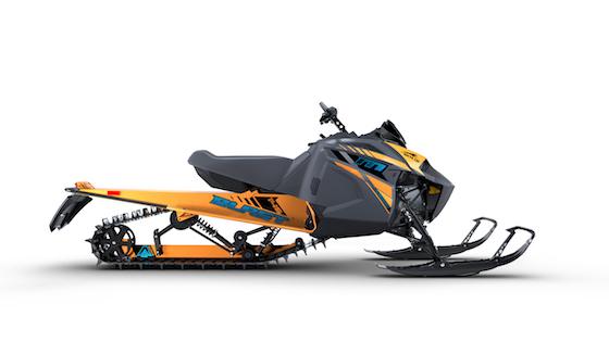 Blast M Dynamic Charcoal/Orange