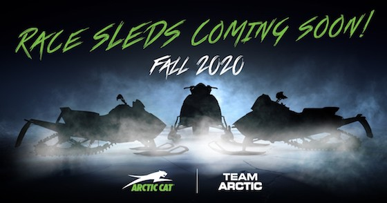 2021 Race Sled Teaser