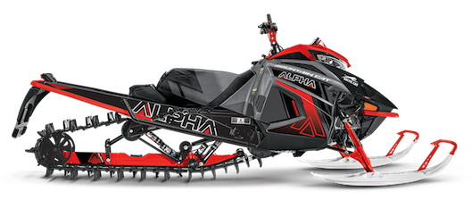 One lucky fan will win this 2021 Mountain Cat M8000 Alpha One being built for Rob Kincaid Tribute Giveaway