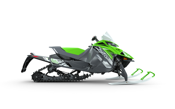 2022 ZR 6000 or 8000 in Green