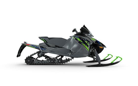 2022 ZR9000 Thundercat in Dynamic Gray