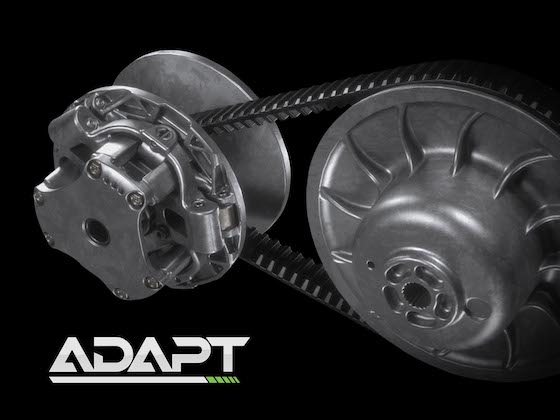 New for 2022 ADAPT Drive and Driven Clutches for all full-size Arctic Cat Snowmobiles