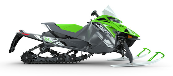 2022 ZR8000 Limited in Green