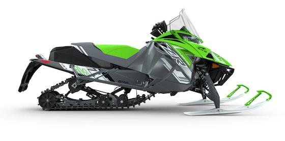 2022 ZR 8000 with Trail Blazer Accessory Kit