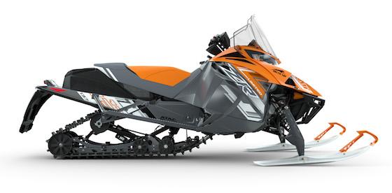 ZR8000 Limited with Trail Blazer Accessory Kit