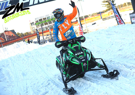 Pro #727 Jacob Yurk from Zandstra Motorsports